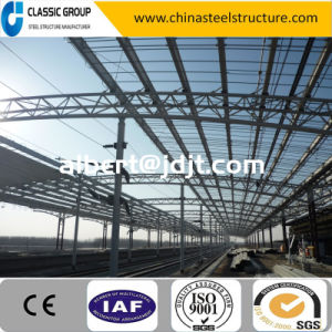 Railway Station High Qualtity Factory Direct Steel Structure Truss pictures & photos