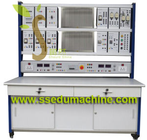 Electrical Technical Skill Trainer Electrical Engineering Lab Teaching Board Didactique Equipment