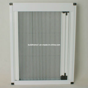 Window Detachable Pleated Retractable Fly Screen China