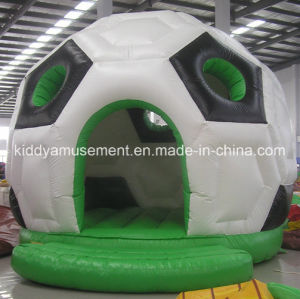 New Inflatable Football Castle Bouncy