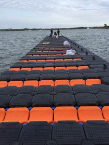 Floating Jetski Dock System