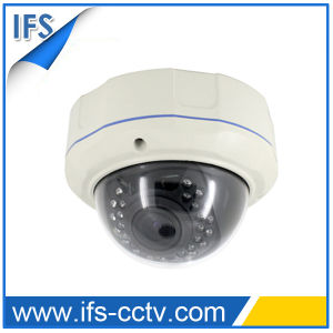 IR Cut/ 3.7~12mm Lens/ 700tvl Vandal Dome Security Camera (IDC-3712J)