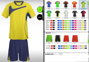 1c43dced24d5 China Customize Football Shirt and Short - China Customize