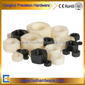 Plastic Nylon Fastener / Nylon Screw / Nylon Nut / Nylon Washer pictures & photos