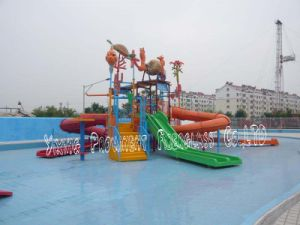 2014 Hot Water House Series of Children′s Water Park pictures & photos
