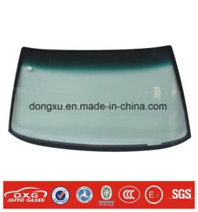 Laminated Front Windscreen for Hyundai Pony/Excel′85-90 pictures & photos