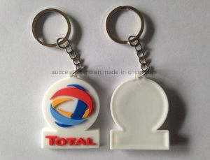Soft PVC Keychain with Customized Design pictures & photos
