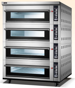 Gas Deck Oven (YL-416Q)
