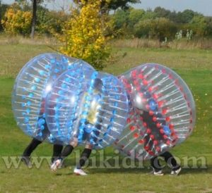 High Quality Inflatable Human Soccer Bubble Ball for Football D1005 pictures & photos