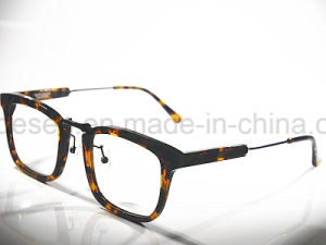 Custom Wholesale Full Rim Acetate Eyewear Optical Frame pictures & photos