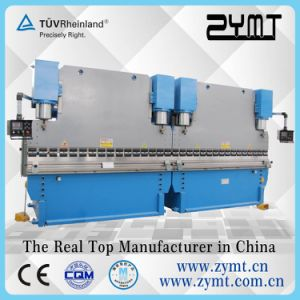 Nc Hydraulic Bending Machine Wc67k Series China Hydraulic Press Brake/Hydraulic Pipe Bender with Ce and ISO9001 Certification pictures & photos
