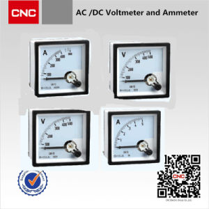 72 Type Electromagnetic Series (moving iron) AC / DC Voltmeter pictures & photos