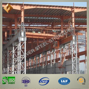 Solid and Durable Steel Structure for Warehouse
