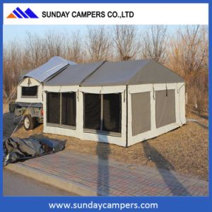 China made camping trailers tent travel trailers tent for sale pictures & photos