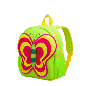 The Newest Designer Cute Cartoon Butterfly Backpack for Children pictures & photos