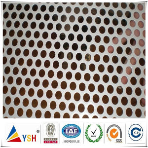 Stainless Steel Perforated Metal Mesh (1.0mm)