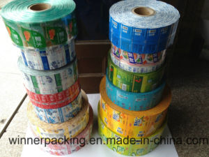 PVC Shrink Film for Bottles