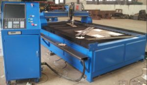 CNC Table Style Flame/Plasma Cutting Machine2X4