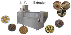 Automatic Analog Meat Soy Protein Food Making Machine pictures & photos