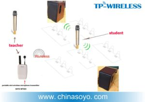 2.4GHz RF Wireless PA System for Classroom pictures & photos
