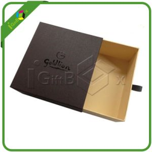 Cardboard Drawer Slide Gift Box for Packaging pictures & photos