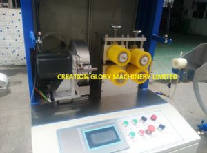 High Quality Medical Perfusion Pipe Plastic Extrusion Machine pictures & photos