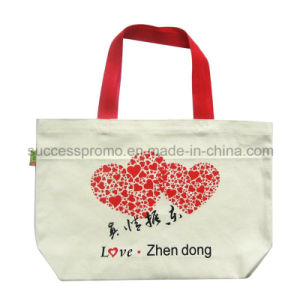 Cotton Canvas Shopping Promotional Reusable Tote Bag pictures & photos