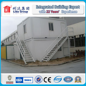 20 FT PU Sandwich Prefab Container House/Container Office pictures & photos
