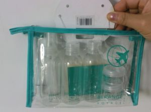 Travel Set Wl-Ts002 80ml 10ml, Cosmetic Bottle, Travel Bottle pictures & photos