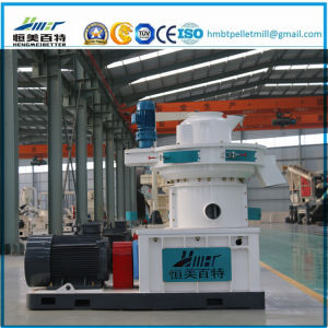 Large Scale Ring Die Vertical Dobule Sizes Grass Wood Sawdust Alfalfa Bamboo Granulate Machine