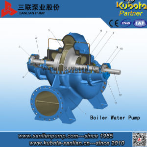HS (V) Series Double Suction Centrifugal Pump with Ce