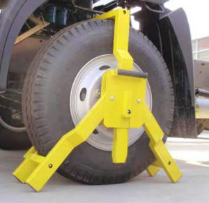 Heavy Duty Security Wheel Clamps