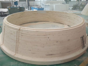 Large Wooden Casting Mould pictures & photos