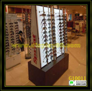 Hot Sale Sunglasses Display Stand Showcase/Cabinet (G10011)