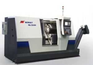 Full Functional CNC Lathe (NL324H) pictures & photos