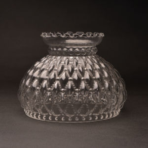 Japanese Quality Clear Glass Lamp Shade