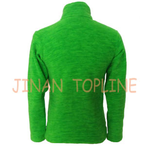 Junior Style Microfleece, Polarfleece Long Zipper Fleece Jacket pictures & photos