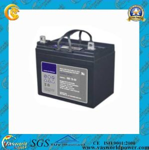 12V AGM Battery Deep Cycle Battery pictures & photos