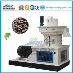 Corn Straw Grass Agricultral Waste Biomass Fuel Pellet Make Line