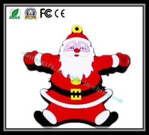 PVC USB Flash Drive for Christmas-44