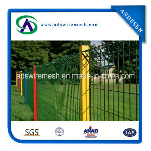3D Welded Wire Mesh Fencing pictures & photos