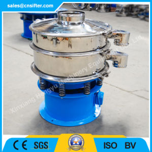 Strong Force Vibrating Sieve Separator for Liquid Filtration pictures & photos