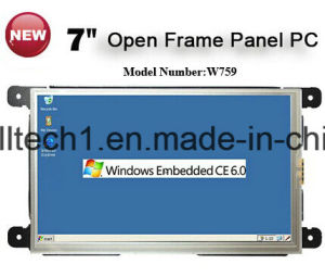 Embedded OS Open Frame 7 Inch Industrial PC pictures & photos