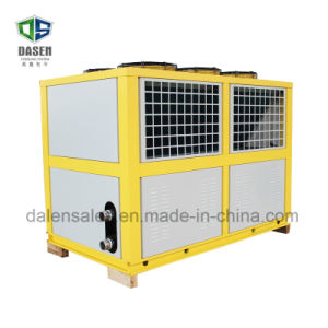 Hanbell Double Compressors Low Temperature Air Cooled Chiller (45.2kw) pictures & photos