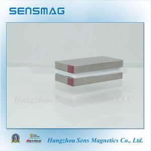 Customized Strong Permanent Rare Earth Block Magnet