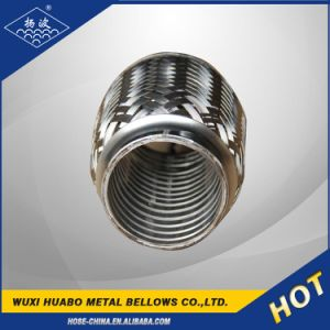 Yangbo Stainless Steel Exhaust Flexible Pipe with Braided pictures & photos