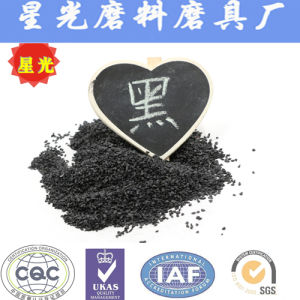 China Black Aluminium Oxide Wholesale pictures & photos