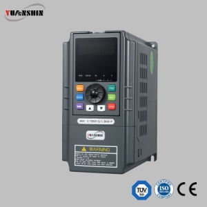 Yuansihn 0.75kw 3-Phase 380V Variable Frequency Inverter, VFD AC Drive, Factory Price
