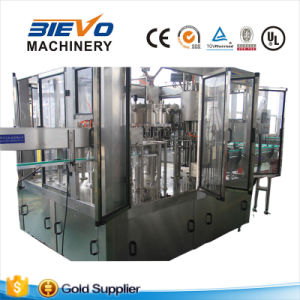 High Quality Carbonated Drink Beverage Filling Machine pictures & photos
