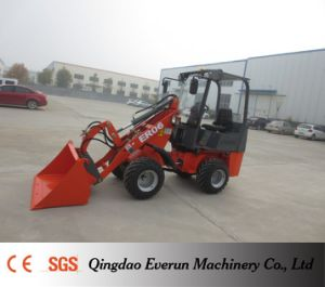 Everun CE Approved 0.6 Ton Small Front End Loader pictures & photos